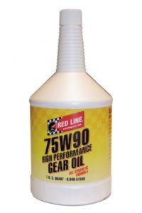 REDLINE OIL 75W90 GL-5
